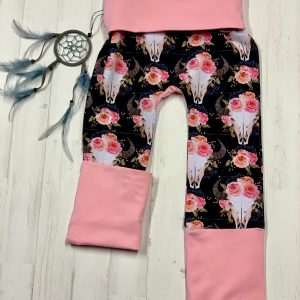 pant-flores
